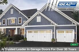 ideal garage doorIdeal Door at Menards