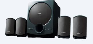 sony tv speakers. sony home theatre satellite speakers tv