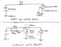 relay supply electrical instruments by lotuselan net revotec fan wiring diagram coolingfanrelaycircuit jpg and cooling fan relay circuit Revotec Fan Wiring Diagram