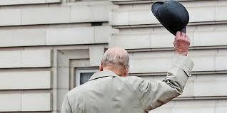 Buckingham Palace So War Der Letzte Arbeitstag Von Prinz Philip
