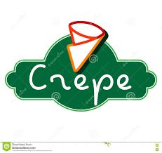 Crepes Logo Design Crepe Logo Design Stock Illustration Illustration Of Crepes