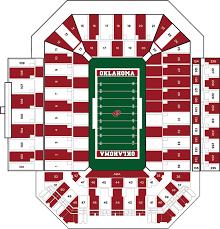 Stripe The Stadium Set For Ucla University Of Oklahoma