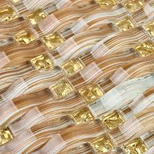 Small Picture Wholesale Mosaic Tile Crystal Glass Backsplash Washroom Arches Design