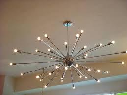 unique sputnik light chandelier favreby 8 light sputnik chandelier