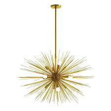 beautiful adorable gold sputnik chandelier in home light arteriors home beatty chandelier light beige