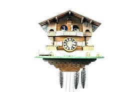 bird wall clock with sound exquisite design china chime hour effect white birdcage ex bird sound wall clock