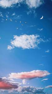 Clouds Aesthetic wallpapers background ...