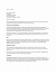 Business Agreement Sample Freelance Contract Sample Lovely Business Agreement Sample 13
