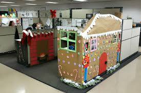 office xmas decoration ideas. office xmas decoration ideas holiday decorating for cubicles ktrdecor