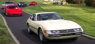 A ferrari é uma empresa fabricante de automóveis que acabou se tornando uma das marcas mais valorizadas do mundo. Setenta Ferraris Se Exhiben En Pebble Beach Tofm