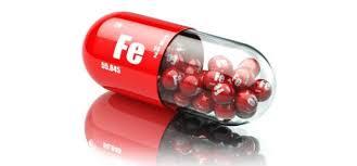 Výsledek obrázku pro vitamín železo
