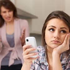 When teens refuse visitation