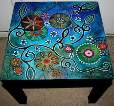 painting designs on furniture. Funky Painted Furniture Ideas Floral Paint App And Galleries Beautiful Painting Designs On
