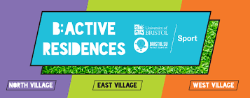 b active residences is a programme of free healthy physical activity opportunities for all students living in university acmodation
