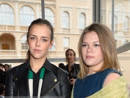 louis vuitton owner daughter. louis vuitton cruise line show of monaco\u0027s royal family attended, may ducruet and half-sister camille gottlieb, daughters princess stephanie owner daughter m
