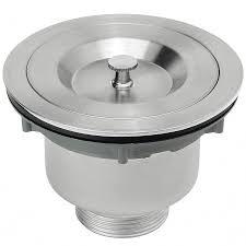 Akdy Akdy 35 Multi Function Stainless Steel Kitchen Drain W