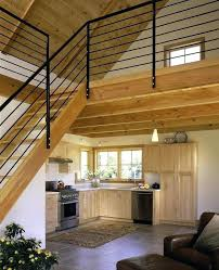 Newest small loft stair ideas for tiny house Cabin Small House With Loft Small House With Loft Tiny House With Loft White Painted Interior Small House Design Small House With Loft Small House With Loft Tiny House With Loft