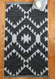 white and black bathroom rug black and white bath mat elegant black and white bath rug