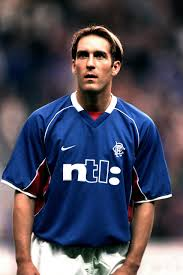Rangers idol Fernando Ricksen and wife wept tears of joy before death as  test revealed daughter didn't have MND
