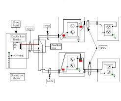 arc fault circuit wiring data wiring diagrams \u2022 double pole circuit breaker wiring diagram afci wiring symbols data wiring diagrams u2022 rh naopak co arc fault circuit breaker wiring arc