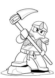 Small Picture LEGO Ninjago Coloring Pages LEGO Coloring Sheets