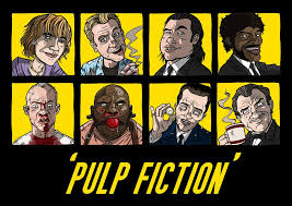 putting the pulp in pulp fiction artifacts journal university  pulp fiction 1