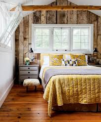 house tour bright eclectic cottage cozy bedroom decor rusticgrey and yellow bedroomappealing geometric furniture bright yellow bedroom ideas