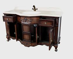 antique looking bathroom vanity. Montage Antique Style Bathroom Vanity Single Sink 60 Looking N