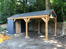 Wooden Carports Scotland