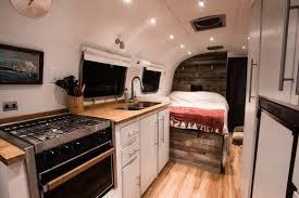 Airstream Interior Design Painting Best Inspiration Ideas