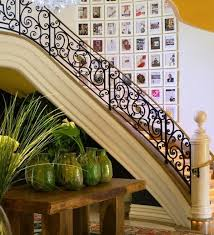 ... portraits grand staircase artwork
