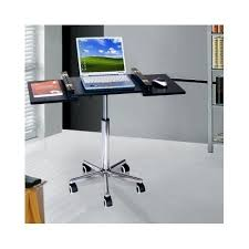 computer desk office works. Portable Computer Desk Mobile Laptop Cart Office Work Station Table Stand #TechniMobili Works H