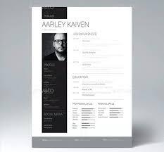 Modern Cv Word Modern Cv Template Word Free Download Pdf Clean Resume Set Best