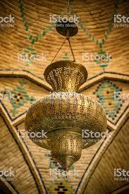 oriental lighting. Oriental Lamp On The Ceiling Of A Bazaar In Iran Royalty-free Stock Photo Oriental Lighting B