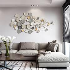 metal wall decor living room wall art