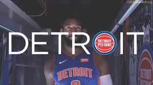 DETROIT PISTONS FULL INTRO 2019 ...