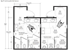 Ada Compliant Bathroom Layout Commercial Bathroom Layout Dimensions Crerwin