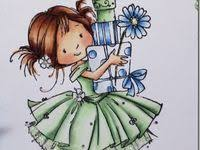 Marianne Design: лучшие изображения (38) | Рисунки, Детские ...