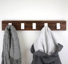 45 coat rack walnut the maker place
