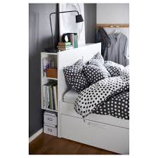 ikea brimnes bed. IKEA BRIMNES Bed Frame W Storage And Headboard Ikea Brimnes K