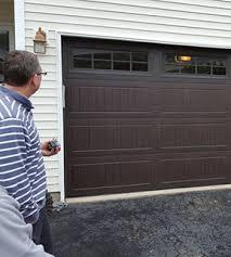 electric garage doorsOscar Garage Doors