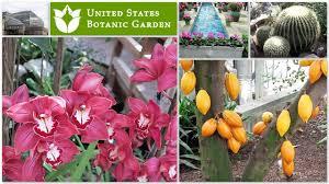 united states botanic garden washington dc tour of beautiful garden more