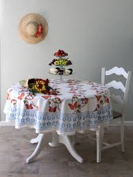 chasing erflies french country erfly round tablecloth