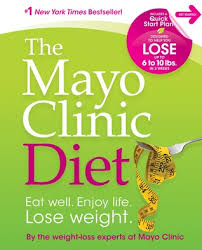 The Mayo Clinic Diet Eat Well Enjoy Life Lose Weight By