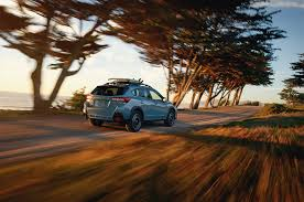2018 subaru ground clearance. plain 2018 2018 subaru crosstrek rear three quarter in motion 01 1 throughout subaru ground clearance