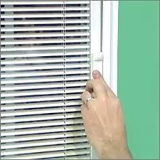 blinds between glass door inserts mini blinds between glass door between the glass blinds window blinds