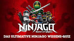 Das ultimative Trivia Quiz | Ninjago Spiele