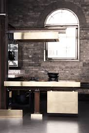 Exposed Brick Kitchen Kitchen Exposed Brick Wall Kitchen For Rustic Looking Kitchen