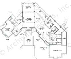 architectural home plans lakefront homes plans with attached garage