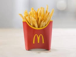 Mcdonald S Menu Calorie Chart Mcdonalds Small French Fries Nutrition Facts